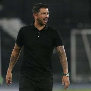 Emiliano Díaz diz que virou torcedor do Botafogo e ...