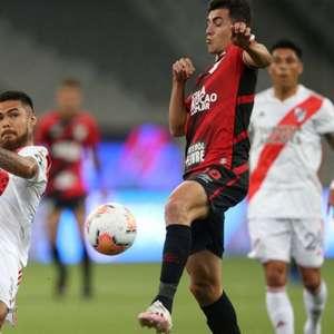 Lista de desfalques do Athletico contra o River Plate pode chegar a 17 nomes