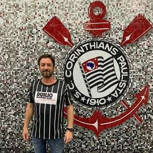 Duílio Monteiro Alves é o novo presidente do Corinthians