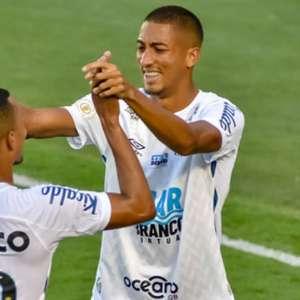 Santos se reunirá com agente de Bruno Marques para ...