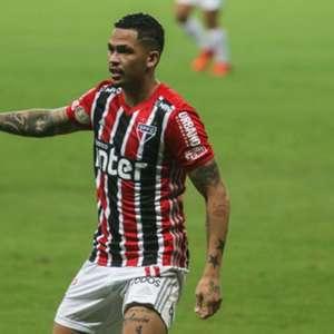 São Paulo derrota o Bahia na Fonte Nova e é o vice-líder do Brasileirão