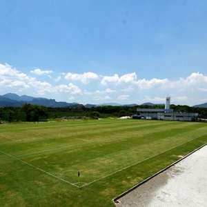 Fluminense inaugura terceiro campo no CT, e Odair ...