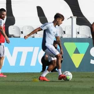 L. Lourenço elogia poder de reação do Santos e comemora ...
