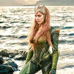 Petição para tirar Amber Heard de Aquaman já tem 1,5 milhão de assinaturas
