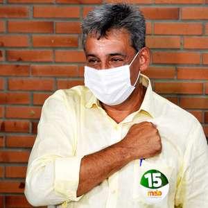 Sebastião Melo, do MDB, vence em Porto Alegre com 54,64%