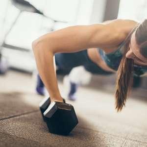 Exercícios contra flacidez nos braços: 3 dicas para dar adeus às gorduras