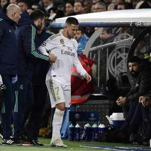 Hazard se lesiona e pode voltar a jogar futebol apenas ...