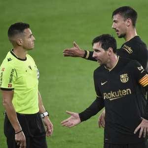 Lesão de Lenglet não preocupa Barça e francês deve ...