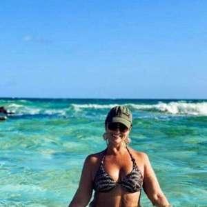 Após reconciliação, mãe de Neymar posta foto de Cancún, ...