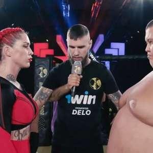 Torneio na Rússia realiza duelo de MMA entre lutadora de ...