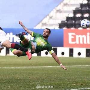 Com gol de Renato Augusto, Beijing mantém 100% na ...