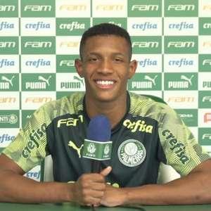 Danilo elogia trabalho de Abel Ferreira no Palmeiras: ...