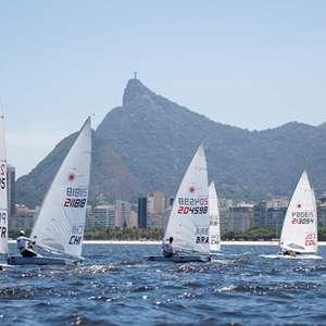 Copa Brasil reúne a elite da vela no Rio de Janeiro