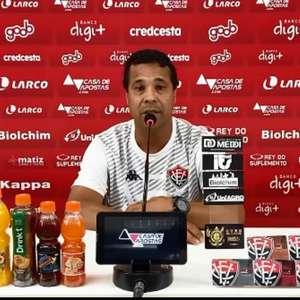 Rodrigo Chagas sonha com efetivação no Vitória