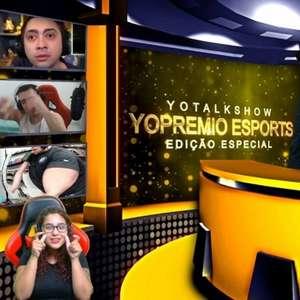 YoPrêmio Esports registra meio milhão de espectadores e ...