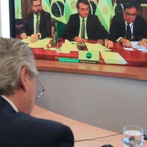 Fernández fala em 'deixar diferenças' em 1ª reunião com ...