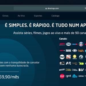 DirecTV Go lança IPTV no Brasil com 95 canais e HBO grátis