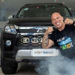 Chevrolet Valesul lança Caminhonete S-10, assinada pelo ...
