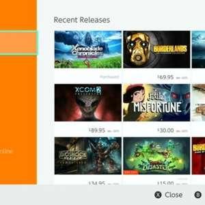 Nintendo eShop para Switch está chegando ao Brasil com ...