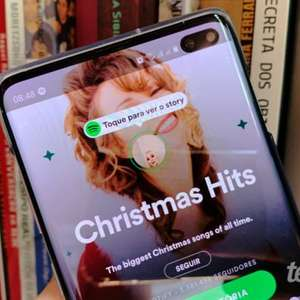 Spotify testa stories com artistas famosos para divulgar ...