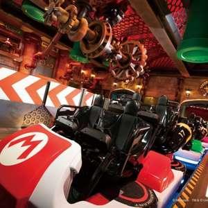 Super Nintendo World abre em fevereiro com Mario Kart em AR
