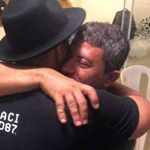 André Marques posta homenagem a Tom Veiga após 1 mês de ...