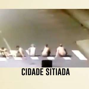 Criminosos fortemente armados assaltam bancos em Criciúma, fazem reféns e deixam cidade sitiada