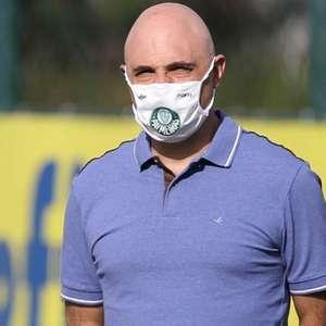 Presidente do Palmeiras testa positivo para Covid-19