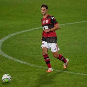 Com Rodrigo Caio, Flamengo está escalado para enfrentar ...