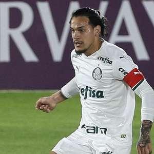 Gustavo Gómez é suspenso pelo STJD e pode desfalcar ...