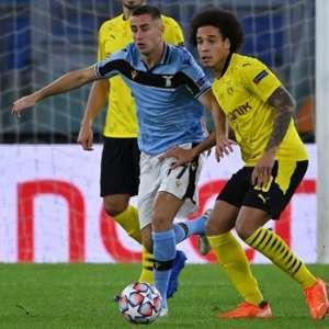 Borussia Dortmund e Lazio fazem duelo pela parte de cima ...
