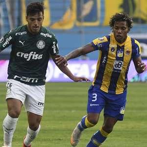 Palmeiras x Delfín-EQU: onde assistir, arbitragem e ...