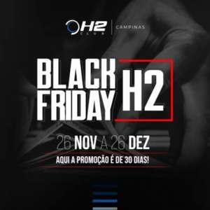 Promoção 'Black Friday' é novidade do fim de ano do H2 ...