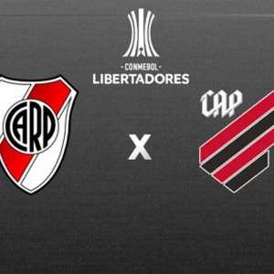 Na superação, Athletico-PR tenta derrubar o River Plate ...