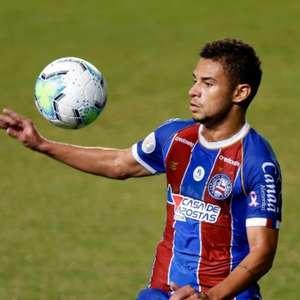 Edson comemora chance como titular do Bahia e foca em 'jogo do ano' pela Copa Sul-Americana