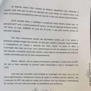Roberto Natel, candidato à presidência do São Paulo, pede recontagem de votos do Conselho