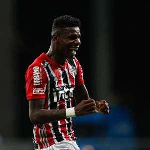 Arboleda celebra retorno entre titulares do São Paulo e ...