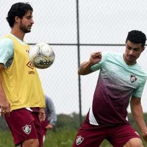 Fluminense tem retornos de Hudson e Egídio em atividade ...