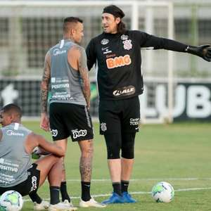 Corinthians encerra preparação para pegar o Fortaleza; ...