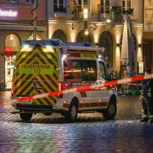 Atropelamento deixa mortos e feridos em cidade da Alemanha