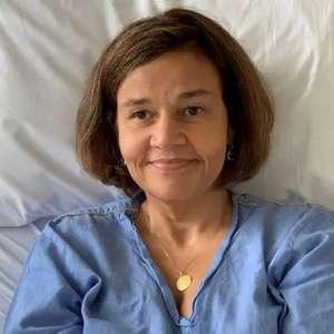 Claudia Rodrigues é internada de emergência em hospital ...