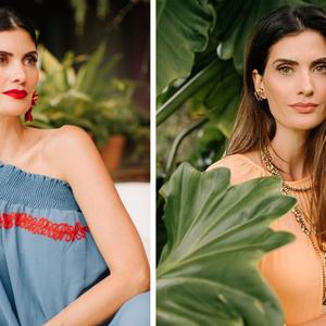 Mais lidas: looks de Isabella Fiorentino ficam em 1º e 2º lugar