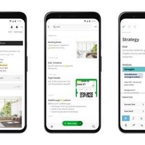 Evernote para Android recebe novo design e editor de notas
