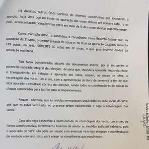 Roberto Natel entra com pedido de recontagem de votos ...