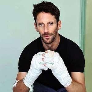 Romain Grosjean recebe alta do hospital após grave ...