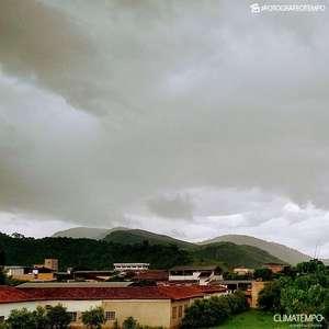 Mais chuva forte sobre o Sudeste do Brasil