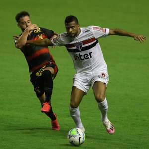 CBF altera horário do jogo entre São Paulo x Sport pelo ...