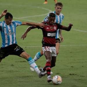 Após eliminação na Libertadores, torcida do Flamengo ...