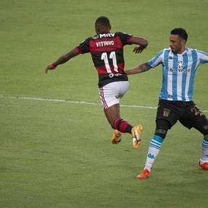 Flamengo cai por erros na defesa, mas também falha muito ...