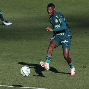 CBF altera data de duelo entre Santos e Palmeiras pelo ...